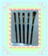 Small Doll Brushes